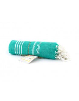 Fouta Turquoise (BIO)