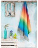 Fouta Rainbow Personnalisée