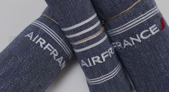 fouta brodee airfrance